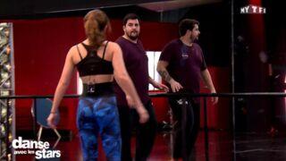 Danse avec les stars 7 : il y a de l'eau dans le gaz entre Artus et Marie Denigot ! (VIDEO)