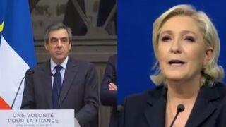 A Villepinte, Marine Le Pen reprend mot pour mot un vieux discours de François Fillon (VIDEO)
