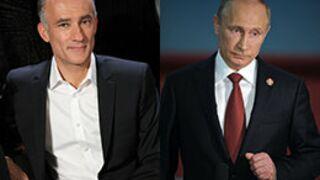 """EXCLU. Gilles Bouleau : """"Interviewer Poutine, ça a été 8 mois d'effort et 10 heures d'attente !"""""""