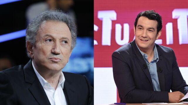 Exclu. Thomas Thouroude et Michel Drucker : leur nouvelle émission diffusée sur France 2 sera produite par Arthur