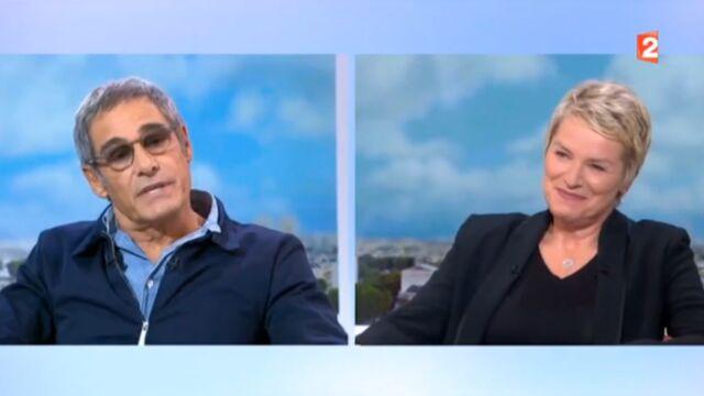 Gérard Lanvin défend Elise Lucet après son échange houleux avec Rachida Dati