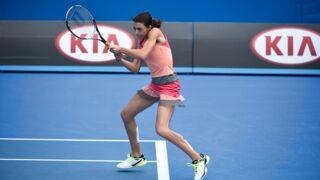Tennis : Amaigrie, Marion Bartoli est méconnaissable à l'Open d'Australie (6 PHOTOS)