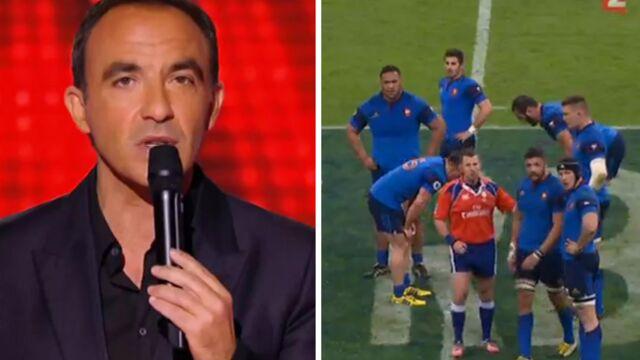 Double défaite pour le XV de France, battu par The Voice