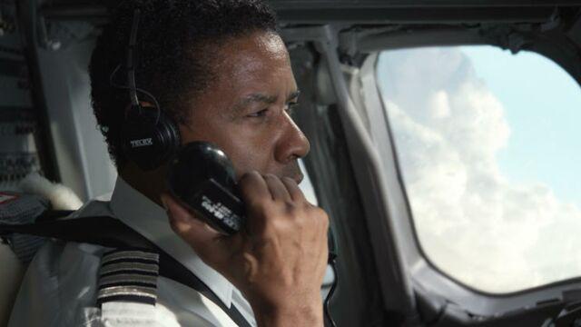 TF1 bon leader avec Flight et Denzel Washington
