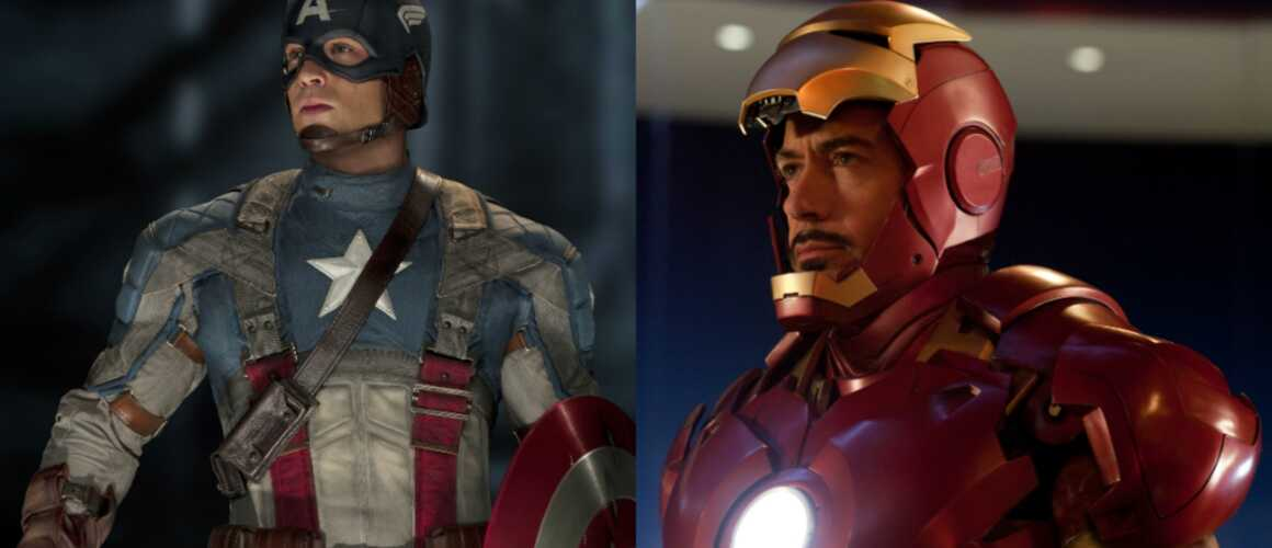 Captain america vs iron man france 4 c est qui le plus fort - France 2 c est au programme ...