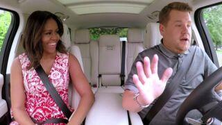 Michelle Obama s'éclate au karaoké ! (VIDEO)