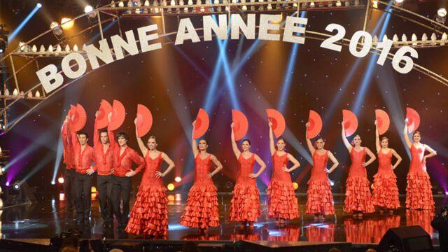 France 2 termine l'année leader des audiences avec son réveillon