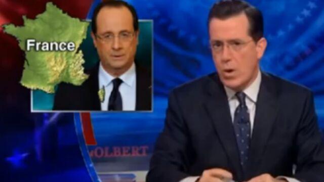 L'affaire Hollande vue par la télé américaine (VIDEO)
