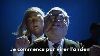 Les Guignols : Christine and the Queens agacée d'avoir été parodiée en Marine Le Pen (VIDEO)