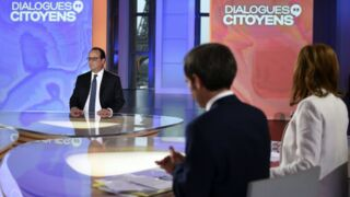 Léa Salamé et David Pujadas vont interviewer François Hollande sur France 2