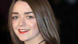 Game Of Thrones : Maisie Williams (Arya Stark) a aussi souffert de harcèlement sur Internet