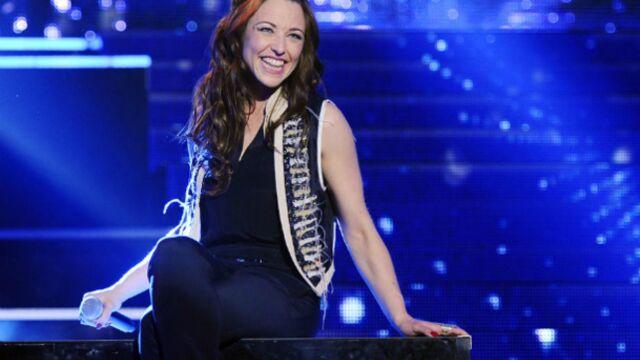 Pour Natasha St-Pier, c'est Les Chansons d'abord sur France 3