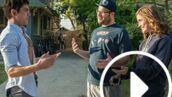 Nos pires voisins : Seth Rogen et Zac Efron en guerre (critique)