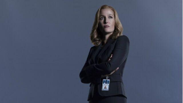 """Gillian Anderson (X-Files) : """"L'alchimie avec David Duchovny ne s'est pas émoussée"""""""