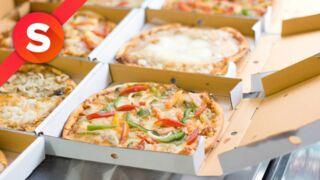 L'info Switch du jour : cette pizzeria a créé une boîte à pizza... en pizza ! (PHOTO)