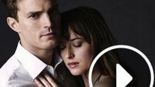 50 Nuances de Grey, le film : un premier teaser sexy dévoilé (VIDEO)