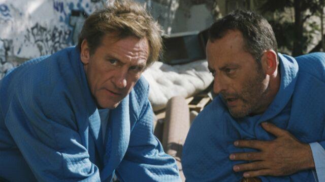 Jean Reno et Gérard Depardieu leaders pour TF1