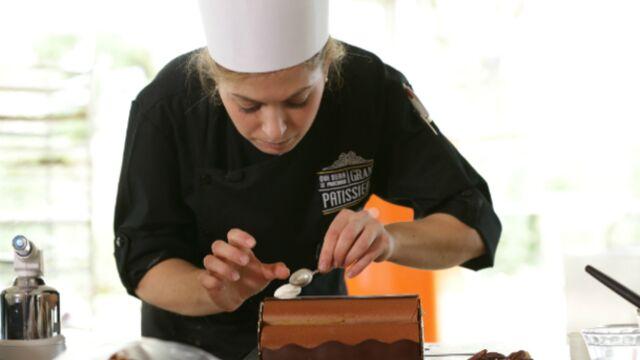 """Ophélie Barès (Qui sera le prochain grand pâtissier ?) : """"Je suis mon instinct"""""""