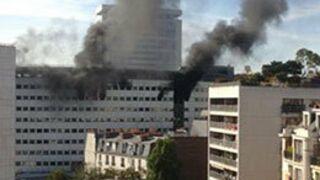Incendie à la Maison de la radio, les antennes de France Inter et France Info interrompues (MAJ)