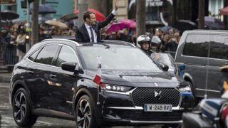 Quand sera commercialisée la Citroën DS 7, la voiture présidentielle choisie par Emmanuel Macron ?