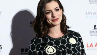Anne Hathaway, heureuse maman d'un petit garçon