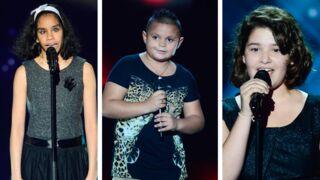 The Voice Kids : Jane, Coline, Swany... Nos auditions à l'aveugle préférées (VIDEOS)
