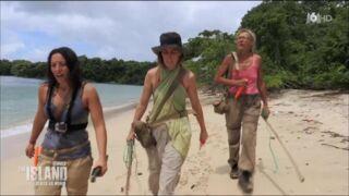 The Island, épisode 5 : les filles chassent le caïman, Morgan est de retour chez les hommes