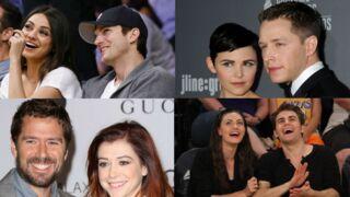 Ces stars de séries qui ont trouvé l'amour sur un plateau (PHOTOS)