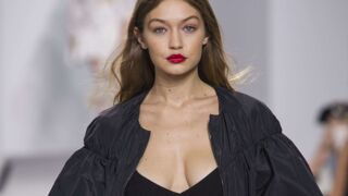 Gigi Hadid pose en string sur un cheval pour le magazine Allure (PHOTO)