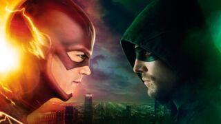 Flash arrive ce soir dans Arrow (TF1) !