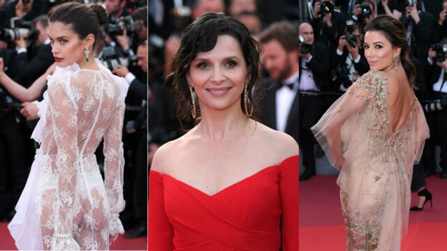 Cannes 2017 : Sara Sampaio troublante, Juliette Binoche radieuse, Eva Longoria splendide ! (26 PHOTOS)