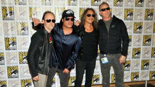 Metallica : un album en avril pour les victimes du Bataclan