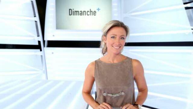 Sans Anne-Sophie Lapix, Canal+ supprime Dimanche+