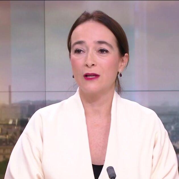 Delphine Ernotte rend hommage à Rémy Pflimlin lors du JT de France 2 (VIDEO)