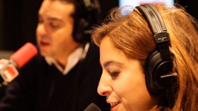 Léa Salamé et Patrick Cohen chantent Renaud sur France Inter (VIDEO)