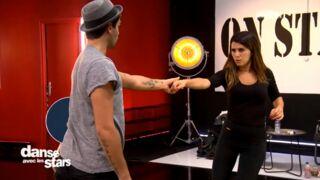 Danse avec les stars 7 : répétitions difficiles pour Karine Ferri et Christophe Licata (VIDEO)