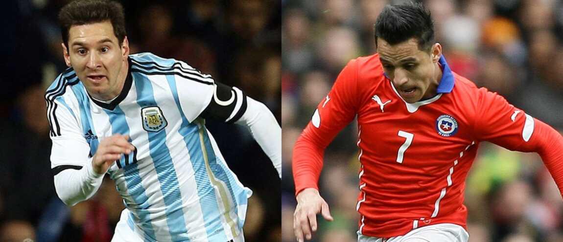 Programme Tv Copa America La Finale Chili Argentine Et La Petite
