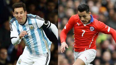 Programme TV Copa America : La finale Chili-Argentine et la petite finale Pérou-Paraguay sur beIn Sports
