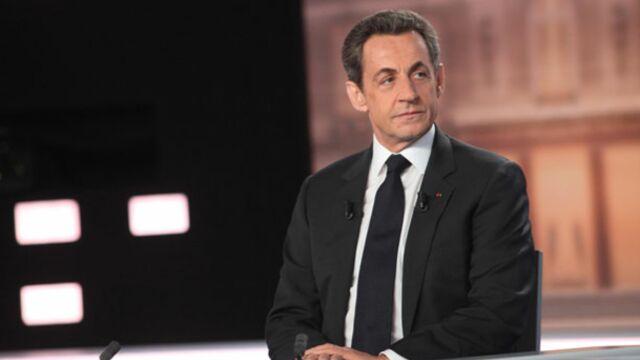 Nicolas Sarkozy invité du JT de David Pujadas
