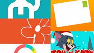 Applis de la semaine : Appygraph, Popcarte, Dromadaire, Cord, Tom et Jerry : drôles de lutins