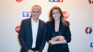 """TF1 : Gilles Bouleau et Anne-Claire Coudray en duo pour """"cuisiner les politiques"""" après le 20 heures"""
