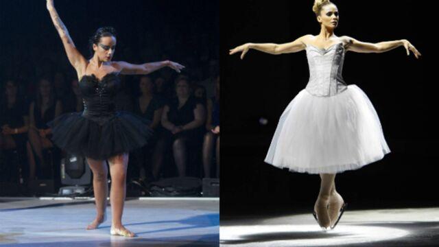Sondage : trouvez-vous que Ice Show (M6) ressemble à Danse avec les stars (TF1) ?