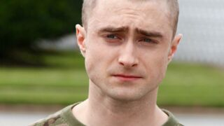Daniel Radcliffe (Harry Potter) se rase le crâne pour son prochain film (PHOTO)
