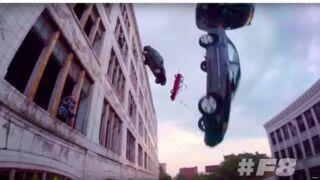 Fast & Furious 8 : les coulisses d'une incroyable scène du film... filmée par une anonyme ! (VIDEO)