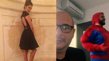 Cannes 2019 : Iris Mittenaere et la top Cindy Bruna sublimes en robe fendue (PHOTOS)