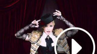 Madonna : Regardez le clip de son nouveau single, Living For Love (VIDEO)