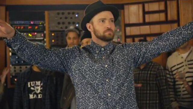 Le clip de la semaine : Cant' stop the feeling, le retour de Justin Timberlake (VIDEO)