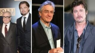Leonardo DiCaprio, Robert De Niro, Brad Pitt et Martin Scorsese... dans une pub !