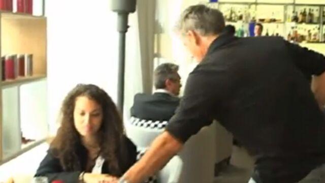 Franck Dubosc pris en flagrant délit de vol (VIDEO)