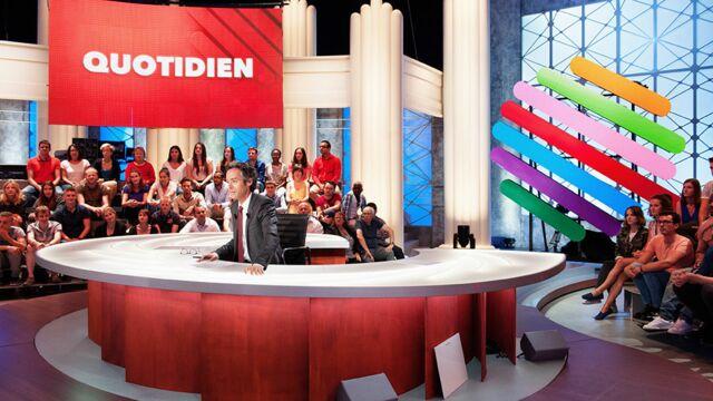 Quotidien, l'émission de Yann Barthès sur TMC, passe en inédit le vendredi
